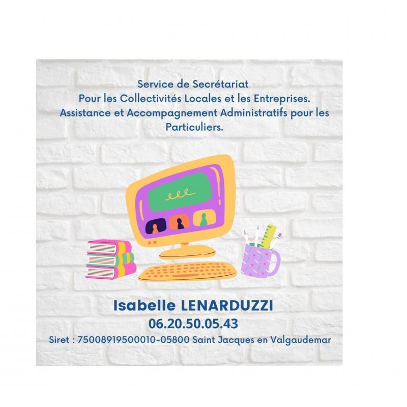 Assistance et Accompagnement Administratifs-Isabelle LENARDUZZI